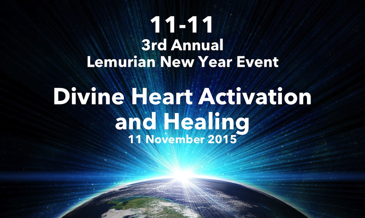 11-11 Divine Heart Activation & Healing