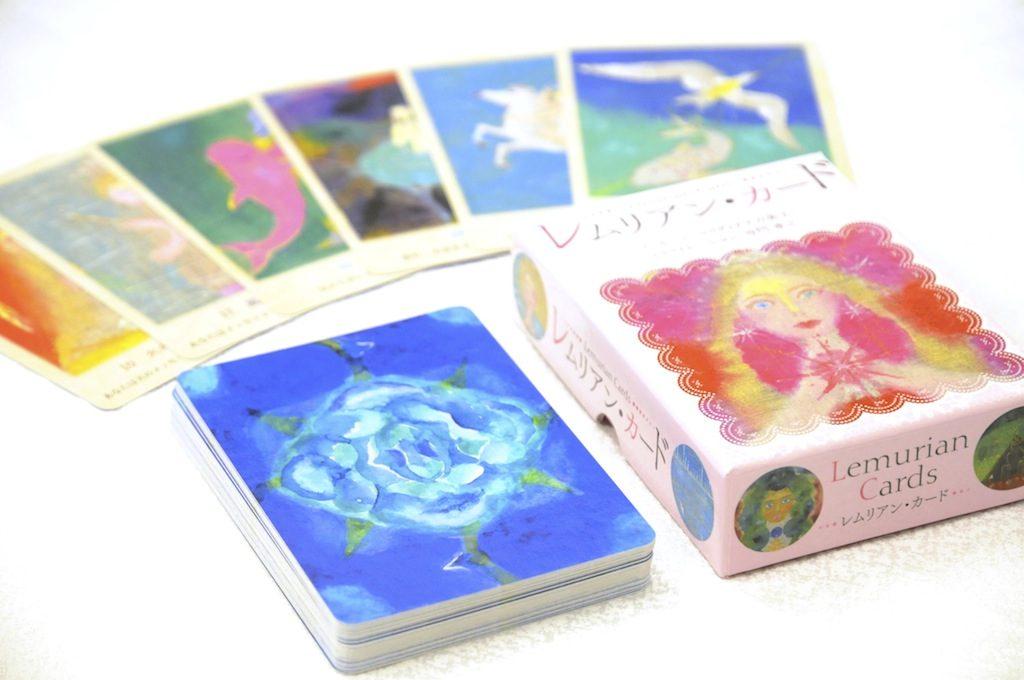 Lemurian Cards