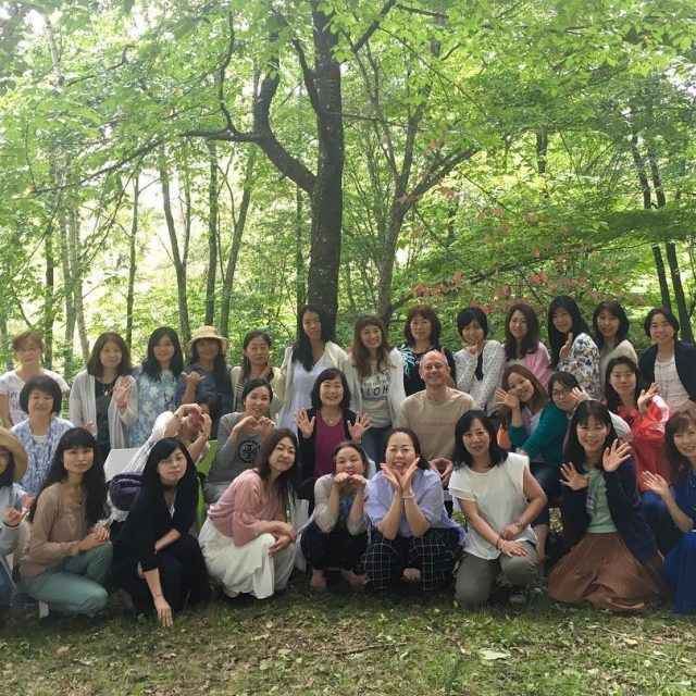 Our first Elven Awakening retreat in Japan sparked a deephellip