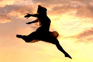 Using the energies of month to lift yourself higher