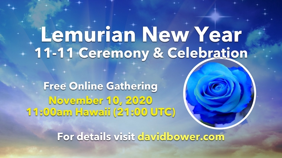 11-11 Lemurian New Year Nov2020